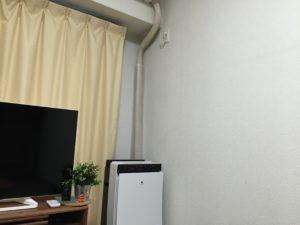 エアコン 配管カバー DIY