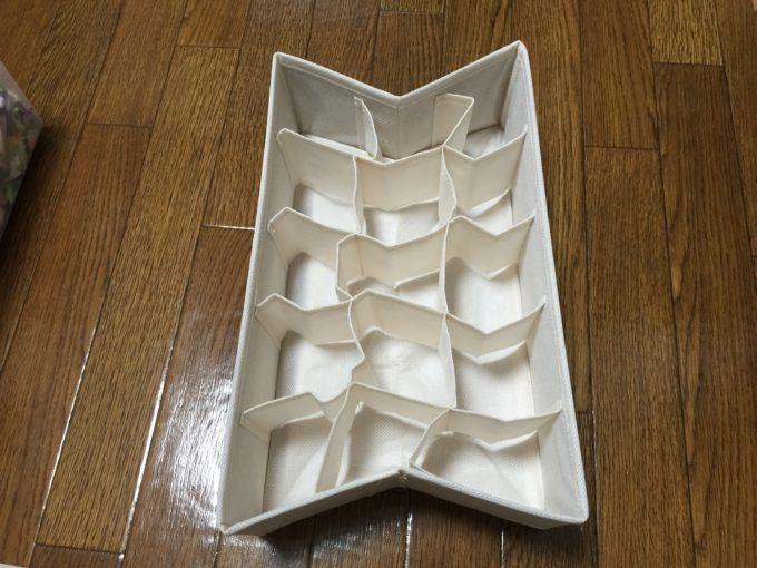 ニトリ 整理ボックス