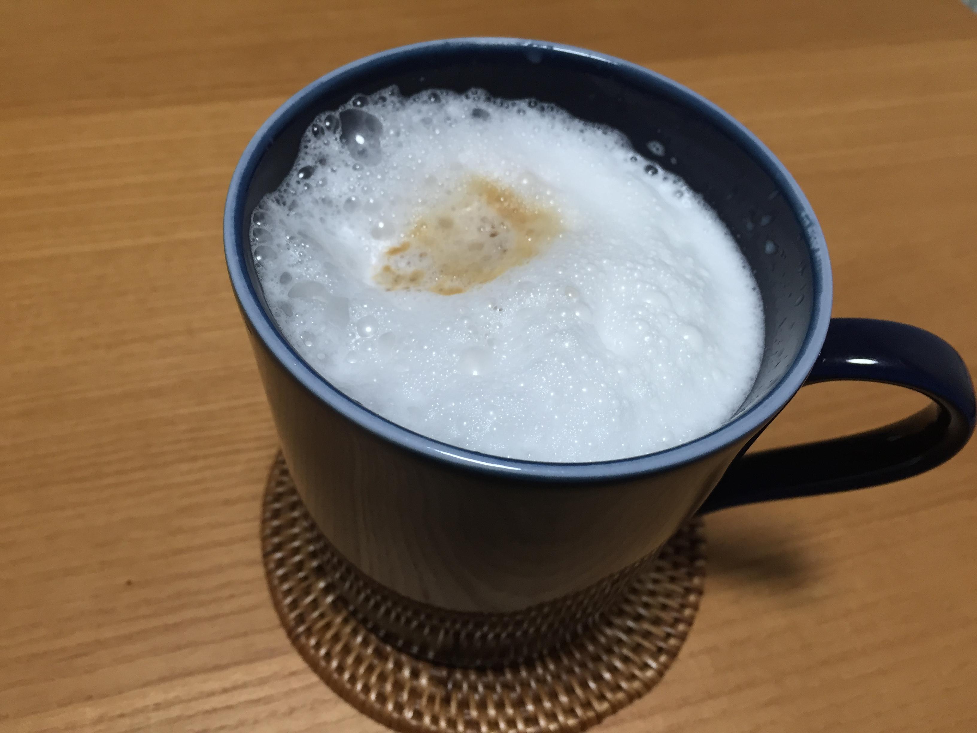 バリスタ コーヒー 口コミ おすすめ アイ カプチーノ カフェオレ 美味しい