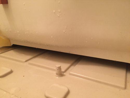 お風呂 エプロン 臭い カビ 水垢 外し方