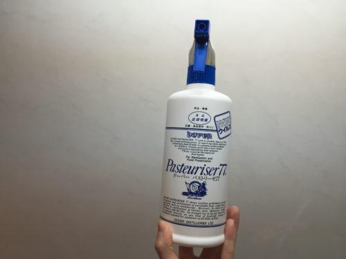 パストリーゼ77 アルコール 除菌 スプレー 使い方