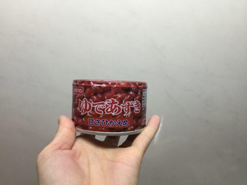 小豆 缶詰 簡単 レシピ ぜんざい