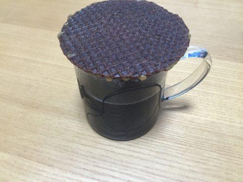 スターバックスコーヒー チョコレートキャラメルワッフル