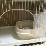 猫 トイレカバー DIY 簡単 PPシート 砂が飛ばない