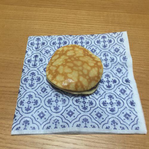 成城あんや 和菓子 かのこ餅