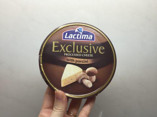 業務スーパー クリームチーズポルチーニ入り