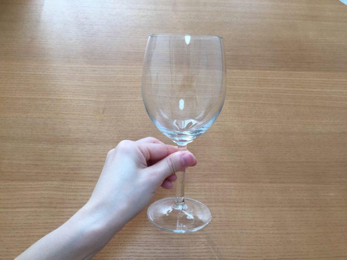 IKEA SVALKA 赤ワイングラス