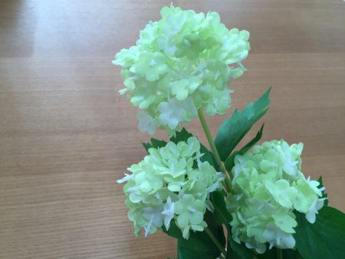 IKEA フェイクグリーン 造花 インテリア アレンジ 花瓶 スノーボール