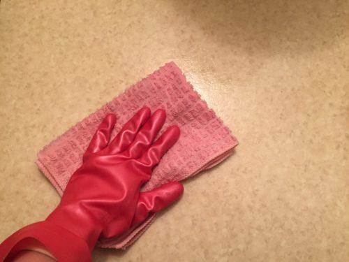 オキシクリーン トイレ掃除 床 壁 ニオイ 消える