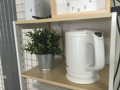 IKEA フェイクグリーン オレガノ インテリア アレンジ キッチン