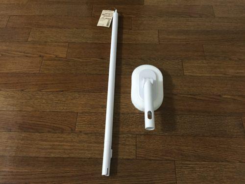 浴室 フック 掃除道具 無印 掃除用品システム バス用スポンジ ホワイト化