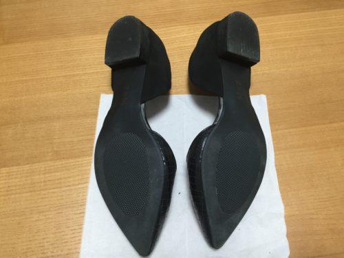 ダイアナ パンプス 靴 靴底 滑る 滑り止め 100均