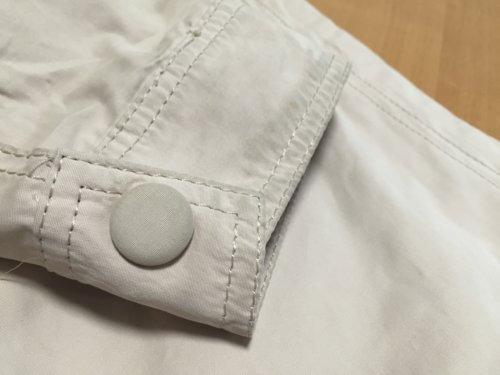 白いコート 袖 黒ずみ 汚れ 落とし方 自分 簡単