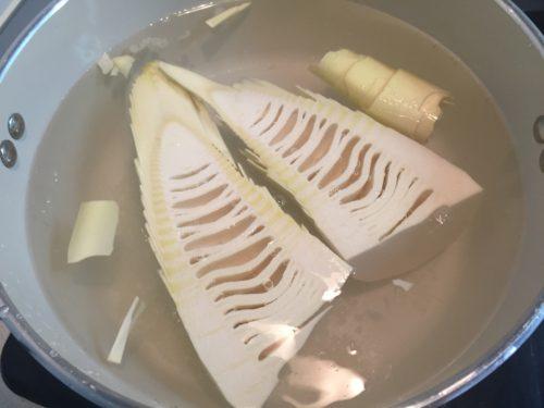 たけのこ 茹で方 下処理 簡単 保存方法 レシピ 生 米ぬかなし