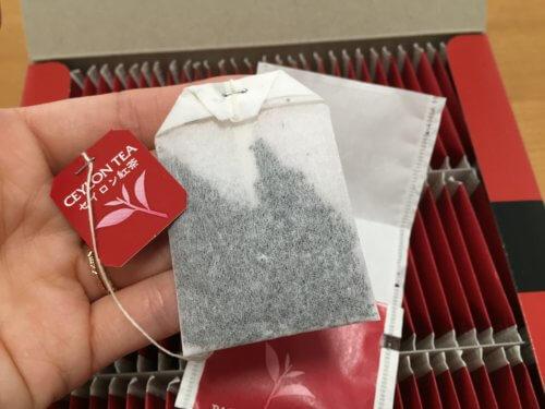 業務スーパー セイロン ティーバッグ 100個 395円