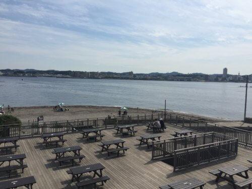 猿島 バーベキュー 海水浴 観光 横須賀 神奈川