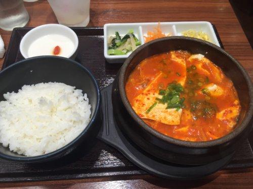 東京純豆腐 横浜 ジョイナス店 スンドゥブ