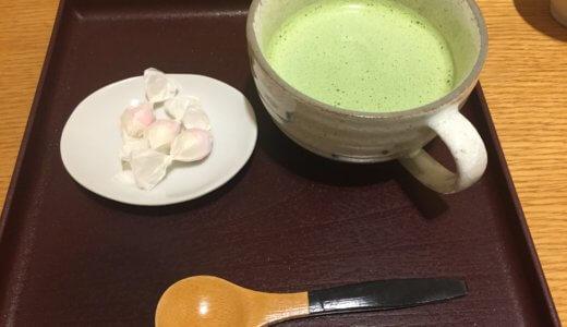 【鶴見駅 カフェ】日本茶専門店「禅カフェ 坐月一葉」でお茶の美味しさを再確認。