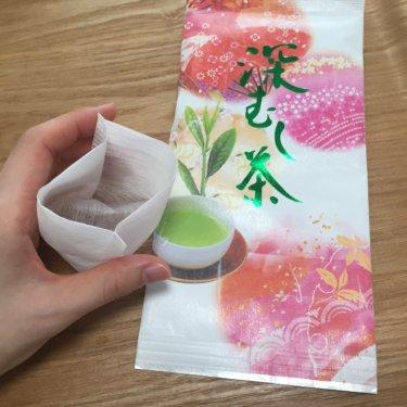 お茶パック 緑茶 常備ドリンク 飲み物 節約