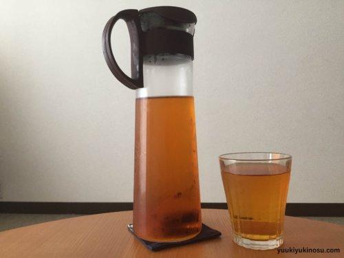 ハリオ 水出し珈琲 ポット ピッチャー 容器 作り置き 耐熱ガラス
