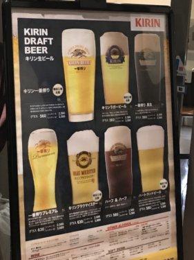 キリンビール横浜工場 ビアポート バーベキュ