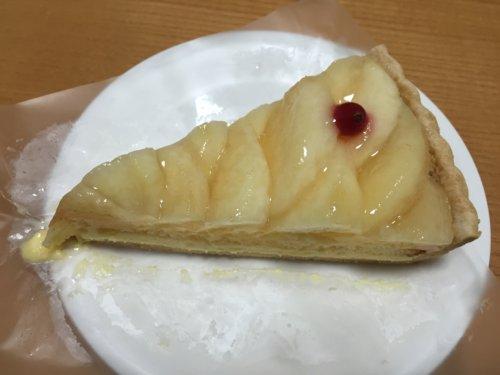 キルフェボン ケーキ 横浜 桃のタルト