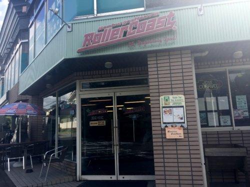 ROLLER COAST ローラーコースト 横浜 中川 ハンバーガー