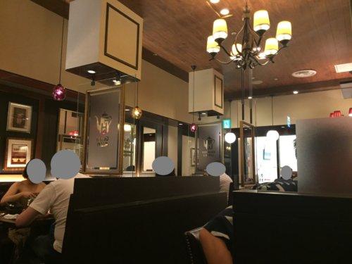 星乃珈琲 コーヒー スフレケーキ 店内写真