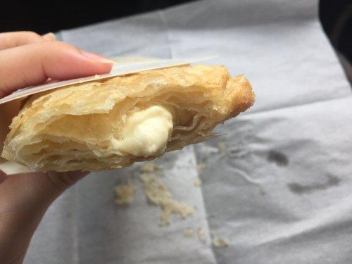 マクドナルド 三角チョコパイ 白