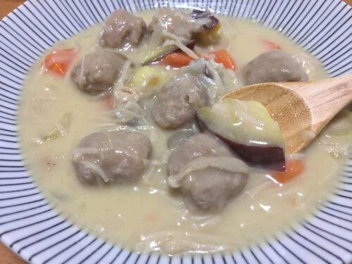 業務スーパー 肉団子 ミートボール 冷凍 アレンジ シチュー ポトフ