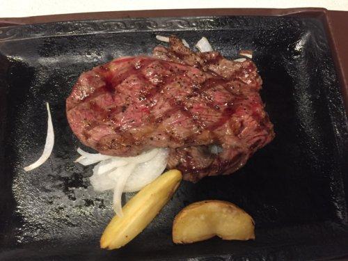 ステーキガスト 熟成赤身ロースステーキ 150g