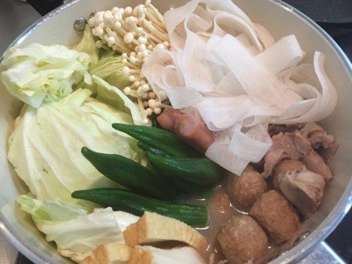 業務スーパー 冷凍野菜 オクラ 中国産 500g