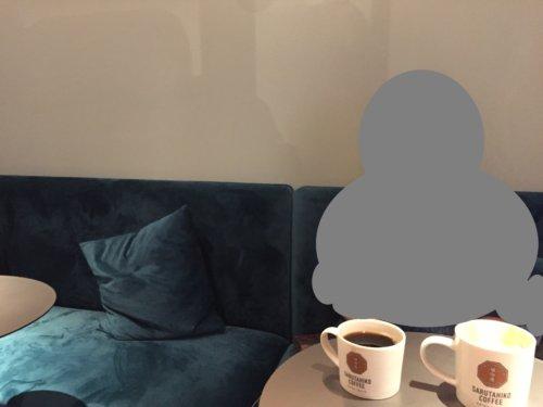 猿田彦珈琲 武蔵小杉 コーヒー カフェオレ カフェ