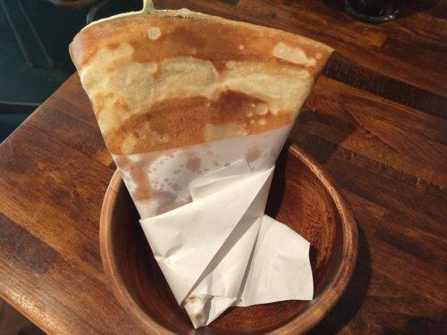 鎌倉 コクリコ クレープ 食べ歩き スイーツ 行列 人気 バターシュガー