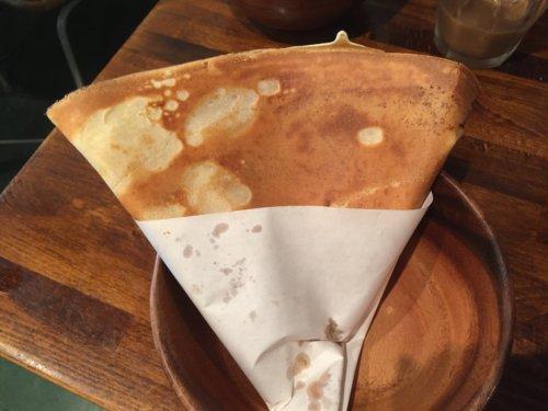 鎌倉 コクリコ クレープ 食べ歩き スイーツ 行列 人気 レモンシュガー