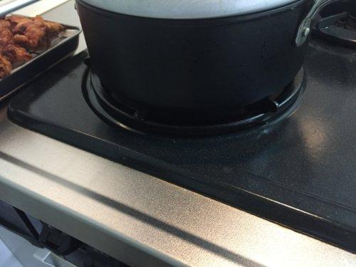 ニトリ 油はね防止ネット オイルスクリーン 30cm 口コミ 効果