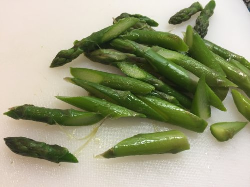 業務スーパー 冷凍野菜 グリーンアスパラ(ホール) アレンジ レシピ 活用
