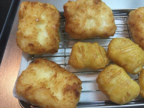 業務スーパー プリプリえびカツ 冷凍商品 お弁当 揚げ物