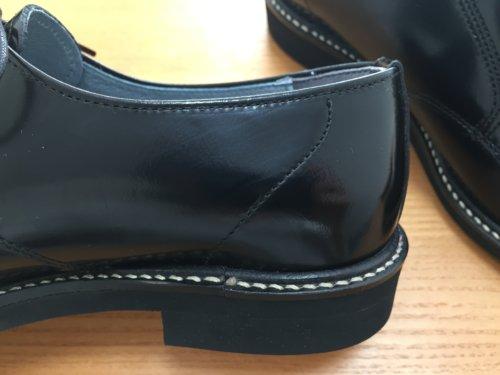 無印 くつみがきブラシ 豚毛ブラシ くつクリーム・クロス付 靴磨き 革靴 傷