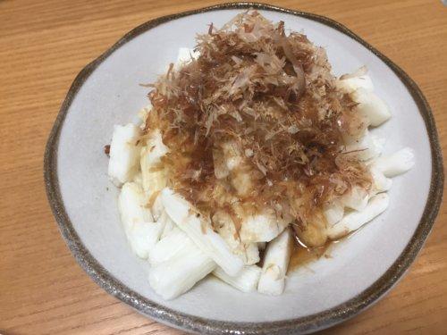 業務スーパー 山芋短冊 冷凍 野菜 活用 アレンジレシピ 感想 ポン酢