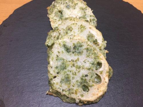 業務スーパー 冷凍野菜 れんこん スライス アレンジレシピ