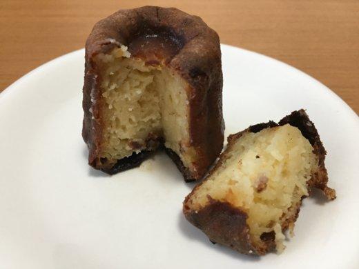 カルディ KALDI 冷凍 カヌレ 焼き菓子 食べ方 感想