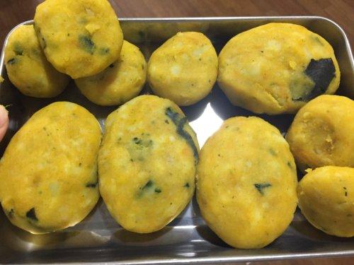 業務スーパー 冷凍 カボチャ 野菜 アレンジレシピ コロッケ