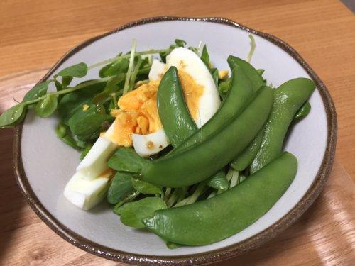業務スーパー スナップエンドウ 冷凍 野菜 400g アレンジ 感想 口コミ サラダ