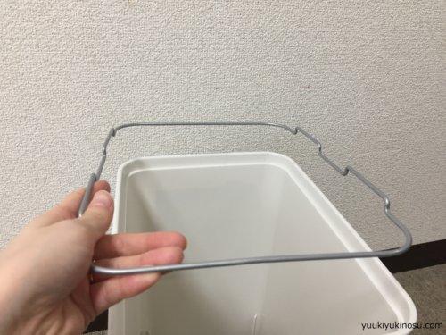 猫 トイレ ゴミ箱 猫砂 ペットシーツ 臭わない 臭い漏れしない 臭くない 生ごみ 密封 蓋付き あさり対