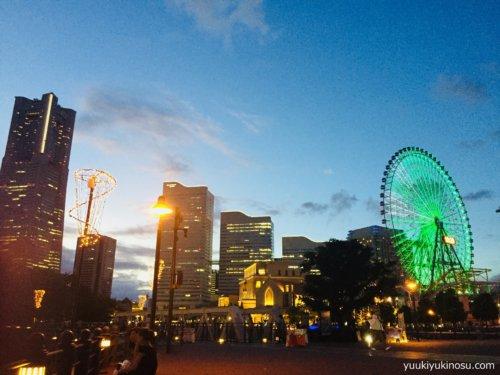みなとみらい 横浜 デート 誕生日 割引 ワールドポーターズ