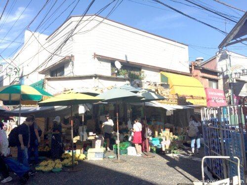 横浜 松原商店街 激安 人気 ハマのアメ横 おすすめ 駐車場 営業時間 レビュー 野菜 くだもの 八百屋 人気