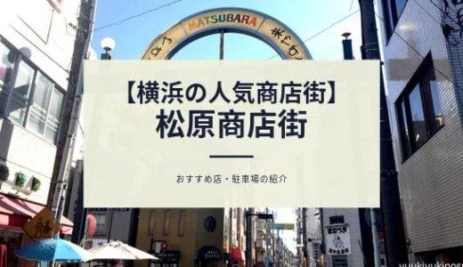 【松原商店街】横浜の商店街が激安!おすすめ店と駐車場情報