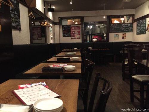 ピザ&ワイン バル Tempters (テンプターズ) 横浜 神奈川 関内 ピザ 500円 安い コスパ イタリアン レストラン おすすめ ワイン 安い メニュー 根岸線 地下 予約