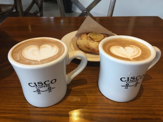 CISCO COFFEE シスココーヒー カフェ 河口湖 富士山 観光 おすすめ カフェ コーヒーショップ おしゃれ ドライブ